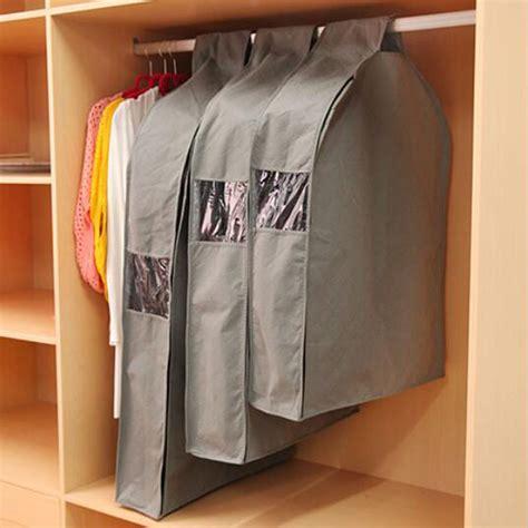 Sale Storage Bag 88 Storage Box Tempat Pakaian home bamboo charcoal dust cover protector wardrobe storage bag for clothes organizador