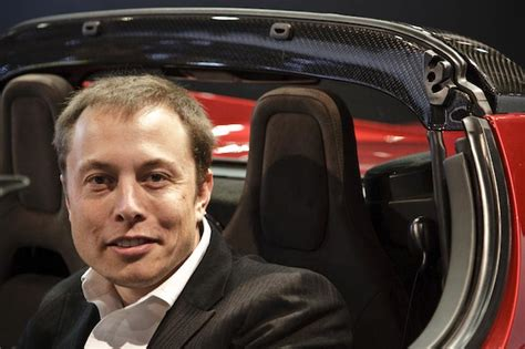 Tesla Motors And Spacex Wish A Firmware Upgrade Could Make You Smarter That S
