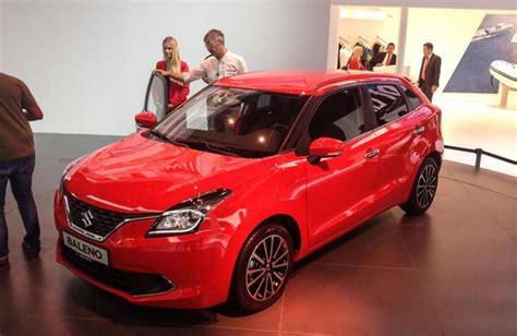 All New Suzuki All New Suzuki Baleno Mobil Hatchback Irit Bahan Bakar
