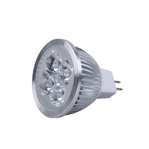 mr16 led ls 12v 10x led mr16 spotlight 12v 4w 340 lumen 50watt 3200k warm