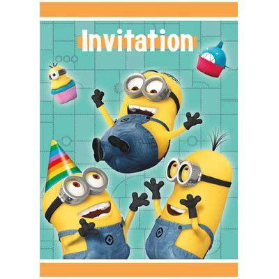 invite christmas minion 1000 ideas about minion birthday invitations on minion birthday minion