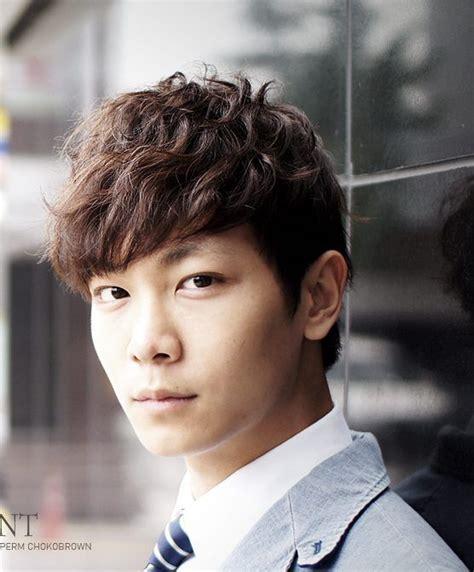 best kpop permed hairstyle korean perm hair men the best asian men hairstyles