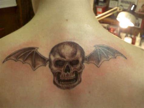 deathbat tattoo deathbat