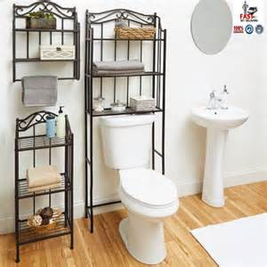 metal bathroom shelves the toilet space saver metal cabinet bathroom rack