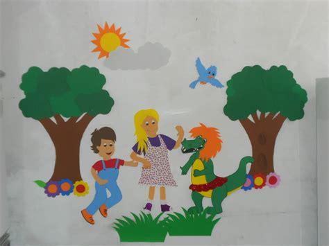 si鑒e de mural rabattable painel sitio do pica pau amarelo em andrea arts elo7