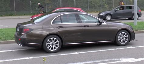 mercedes e class new new mercedes e class price specs and release date carwow