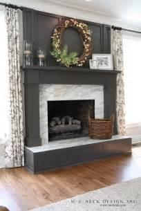 grey fireplace beautiful gray black fireplaces addicted 2