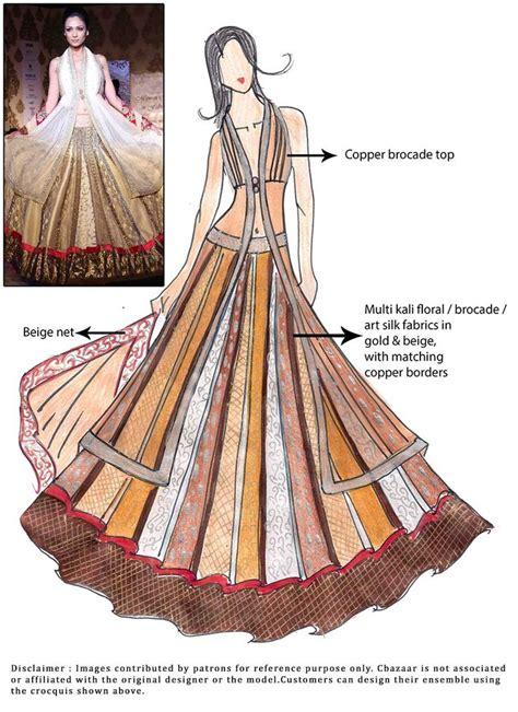 fashion illustration lehenga the 170 best images about salwaar kameez salwar