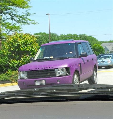 purple range rover purple range rover purple cars pinterest