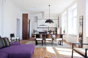 small studio apartments stylish small studio apartment in stockholm idesignarch