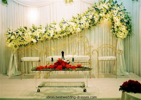 decoration ideas wedding stage decoration ideas 2016