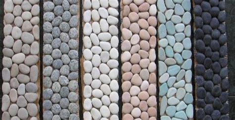 Batu Warna Batu Hias Mentos cara memasang lantai hiasan memakai batu koral sikat