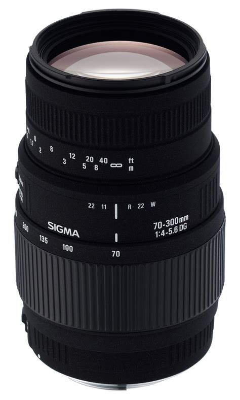 Sigma Dg Macro sigma 70 300mm f 4 5 6 dg macro lens for sony
