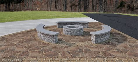 pit out of pavers featured projects 171 patio supply outdoor living