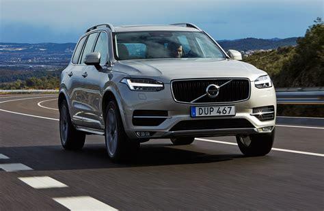 the new volvo volvo xc90 d5 2015 review by car magazine