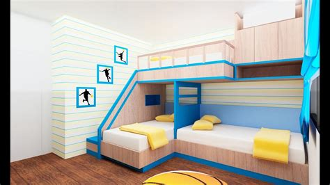 bunk bed idea  modern bedroom room ideas youtube