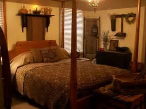 Primitive bedroom that prim country look pinterest