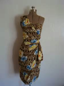 Vintage musings of a modern pinup a history on the hawaiian dress