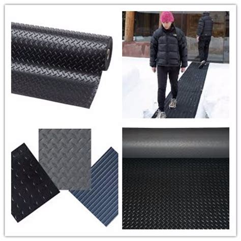 custom clear rubber sts custom clear rubber sheet driveway rubber mat for sale