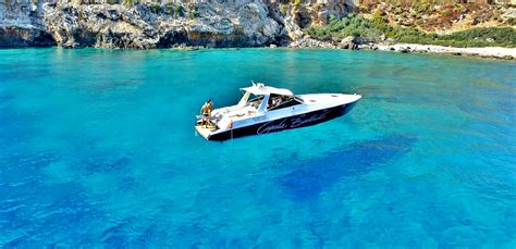 boat trips chania crete private yacht tours chania