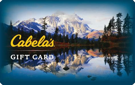 Discount Gift Cards Reviews - cabela s gift cards review