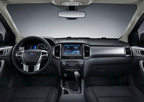 ford ranger 2017 interior nueva ford ranger 2017 llega a m 233 xico precios y versiones