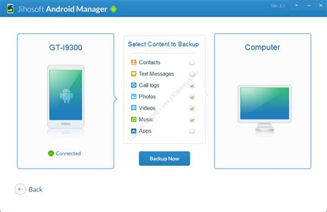 android manager jihosoft android manager v3 0 1 a2z p30 softwares