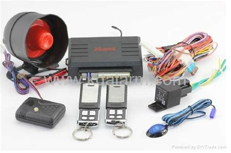 Alarm Motor Tad car alarm kd3000 kd3000 k fox china manufacturer alarm security protection products