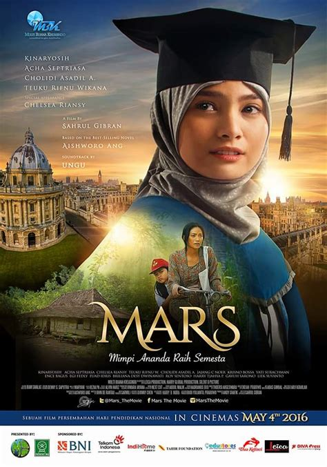 film dokumenter alam indonesia mars mimpi ananda raih semesta wikipedia bahasa