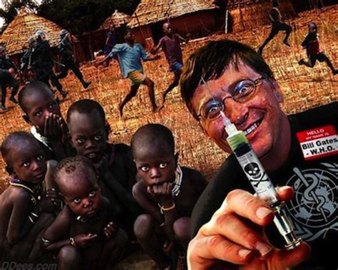 bill gates illuminati bill gates backed meningitis vaccine paralyzes 50