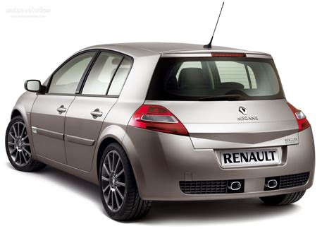 Door Rs by Renault Megane Rs 5 Doors Specs 2006 2007 2008 2009