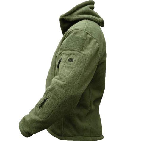 Jaket Vest Tactical Outdoor mens jackets tactical fleece hooded outdoor