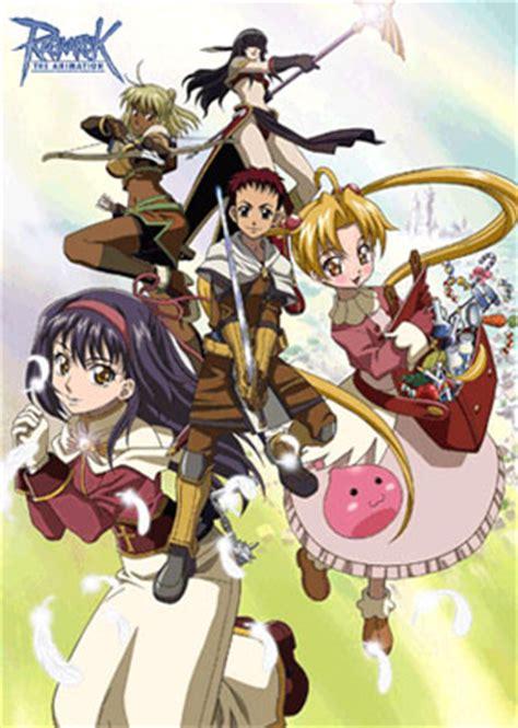 fairy quest ragnarok ragnar 246 k the animation s 233 rie tv manga sanctuary