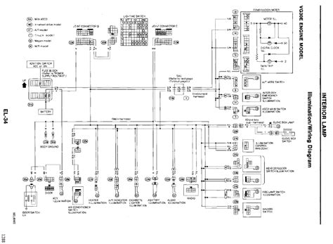 97 nissan wiring diagram for speedometer