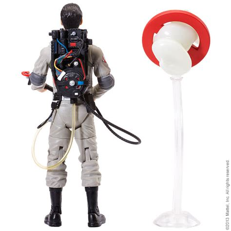 Figure Ghostbuster Authentic matty ghostbusters 6 quot stantz figure
