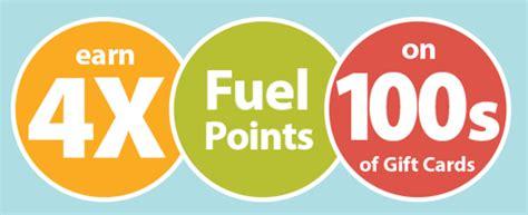 Kroger Gift Card Special - gift card deals kroger 4x fuel points or bi lo winn dixie 6x plenti points