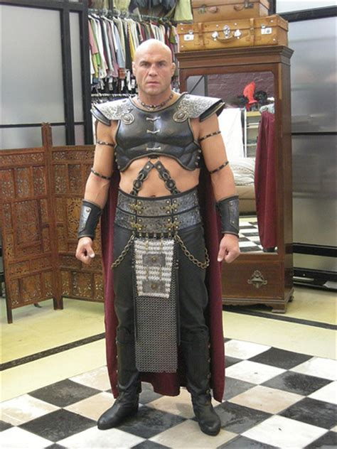 randy couture  actor  scorpion king picture mma