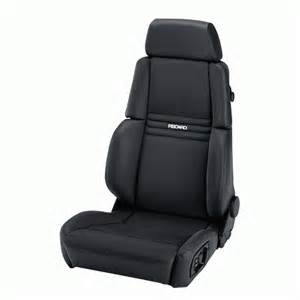 recaro orthopaed reclining sport seat gsm sport seats