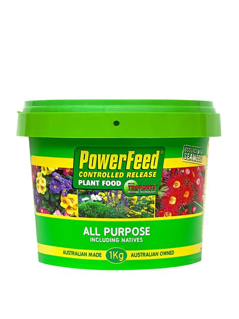 Garden Products by Powerfeed All Purpose Including Natives Controlled Release
