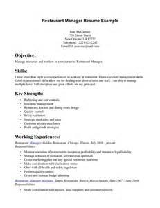 skills based resume exle resume template for