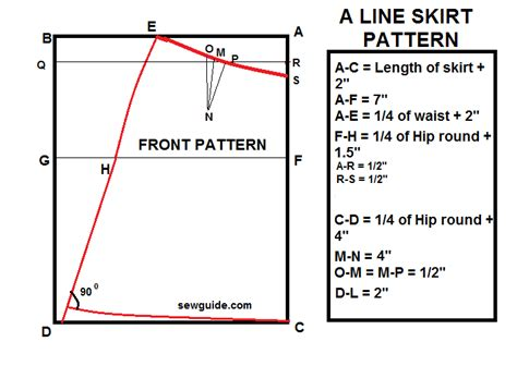 simple pattern a line skirt make a simple a line skirt diy pattern and sewing