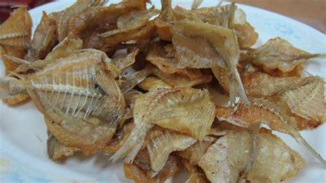 Ikan Asin Jambrong Dan Ikan Teri tak ingin ikan asin goreng keras coba cara ini dijamin renyah deh tribunnews