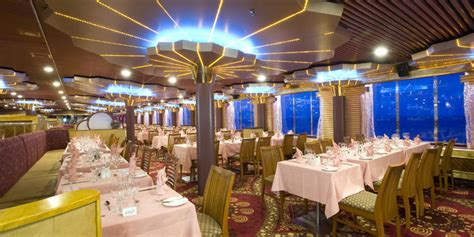 carnival fascination dining restaurants food  cruise critic