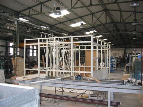 costruzione verande dehor in alluminio e verande terni c i met