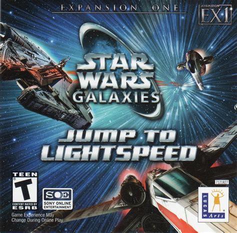 Wars Jump To Lightspeed by Wars Galaxies Jump To Lightspeed Pc Build