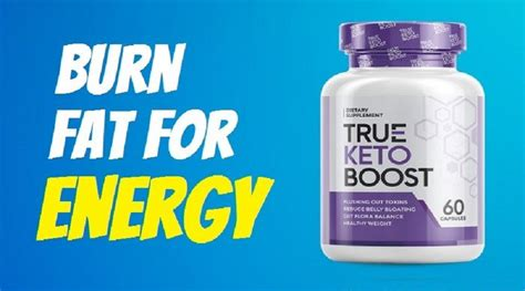 True Keto Boost - Eliminate Body Toxins & Supports Healthy