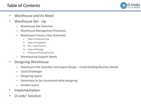 design guidelines for warehouses warehousing layout design and processes setup