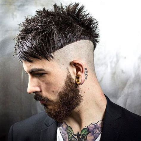 outrages mens spiked hairstyles 80 most popular men s haircuts hairstyles 2015