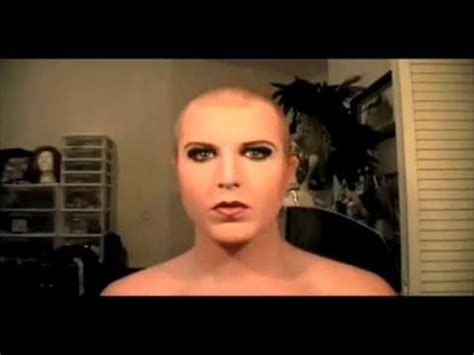 male wants female makeover rogue nation s transformation male to female youtube