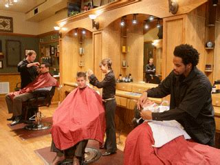 haircut wells chicago free beard trims at state street barbers bleader